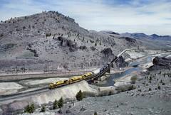 BA&P    Silver Bow Canyon, MT (larryzeutschel) Tags: bap butte anaconda pacific railroad montana