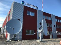 MySports (RIEDEL Communications) Tags: riedel riedelcommunications communications mysports switzerland nep studio bolero artist mediornet system production zurich