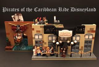 Pirates of the Caribbean Main Shot