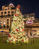 The Pearl Christmas Tree (calba) Tags: cathyalba cathyalbaphotography cathyalbaphotos christmas christmaslights christmastree historicpearl holiday hotelemma lights longexposure sanantonio sanantoniotexas texas thepearl city nightscape satx