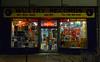 Wuxtry Records (davidwilliamreed) Tags: wuxtryrecords athensga clarkecounty nightshot afterdark availablelight shopwindow