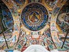 PC290041.jpg (marius.vochin) Tags: religion bulgaria art rila monastery ceilling christianity painting church rilskimanastir kyustendil bg