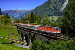1144 019 (139 310) Tags: 1144 1144019 baureihe österreich ic690 evu ic zugnummer kbs p kbs220 öbb intercity personenzug tauernbahn badhofgastein salzburg austria at
