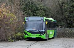 26048 SN16OPB (PD3.) Tags: 26048 sn16opb sn16 opb park ride adl enviro 200 mmc bus buses psv pcv hampshire hants england uk stagecoach winchester