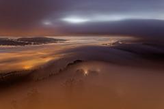 Layers (eichlera) Tags: sunrise dawn fog seaoffog clouds uetliberg lakeofzurich lake zurich switzerland winter morning sky