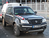 Pick Up from India (Schwanzus_Longus) Tags: oldenburg german germany india indian spotted spotting carspotting modern car vehicle pickup pick up truck crew cab tata xenon dle dicor