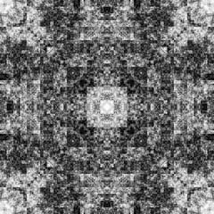 0058187996 (michaelpeditto) Tags: art symmetry carpet tile design geometry computer generated black white pattern