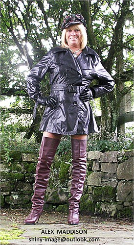 Consider, that boot fetish high in lady outlook thigh