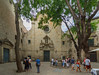 Església de Sant Felip Neri (pxls.jpg) Tags: barcelona tokina1116f28 canon50d catalunya spain es