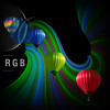 R G B color space (horstdoehler) Tags: artworkabstractsurrealcolorspace rgb