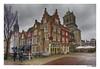 Delft (PIVAMA photography) Tags: delft centrum old building facade gevel trapgevel center