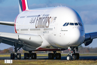 A380 A6-EEZ EMIRATES AIRLINES