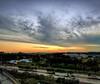 Stadium Sunset (Ed Rosack) Tags: usa panorama landscape sunset cityscape raymondjamesstadium cloud tampa sky centralflorida football activity ©edrosack florida cloudy dusk tampabaybuccaneersfootballstadium us