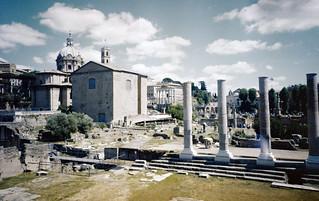 Rome - Fori Imperiali 2