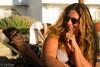 pool-funtime (epistimigallery) Tags: pool sunset hotelrent vacation dogfun model me selfie reflextion mirror paros villas irenesviewvillas
