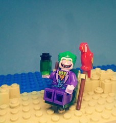 Love that Joker (PlutoGator) Tags: lego batman 1989 love that jack nicholson joker smylex