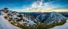 Sonnenuntergang am Herzogstand (F!o) Tags: herzogstand fön sturm fönsturm herzogstandbahn berge mountains sonnenstern blendenstern sunstar nikon 20mm18g sonya7ii sonnenuntergang sunrise sunset walchensee bayern alps outdoor biwak