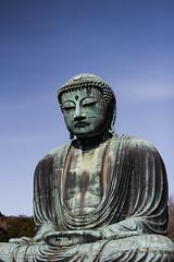 Kamakura, Japan (gnowad) Tags: kamakura japan buddha statue travel japanese iron buddhism meditate meditation peace peaceful