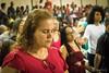 To pray (Jaime Sales) Tags: pray oração igreja church olhos fechados gente multidão people mulher woman fé canon g7x markii brasil brazil brazilian prayer praying