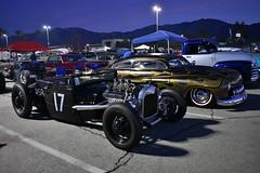 Mooneyes X-Mas Party 2017 (USautos98) Tags: 1929 ford modela roadster traditionalhotrod streetrod custom