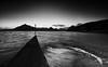 Dark Swirl (-- Q --) Tags: isleofskye elgol scottishhighlands scotland longexposure monochrome seascape sea mountains strathairdpeninsula lochscavaig lee09softgrad lee06softgrad marumidhgcpl qthompson harbour