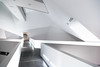 Royal Ontario Museum (Jack Landau) Tags: royal ontario museum rom toronto architecture daniel libeskind canada white walls angles angular geometry jack landau canon 5d mkii