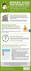 Where DOES the Money Go?: How to Deal with Money in the Marijuana Industry (Medicalmarijuana.com) Tags: marijuana cannabis marijuanabanking marijuanabiz marijuanaindustry cannabiz cannabisindustry hemp healingplant