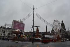 Christmas Day in Glasgow (14 (daniel0685) Tags: christmasday glasgow scotland wet rain uk quiet christmas emptystreets scottishwinter