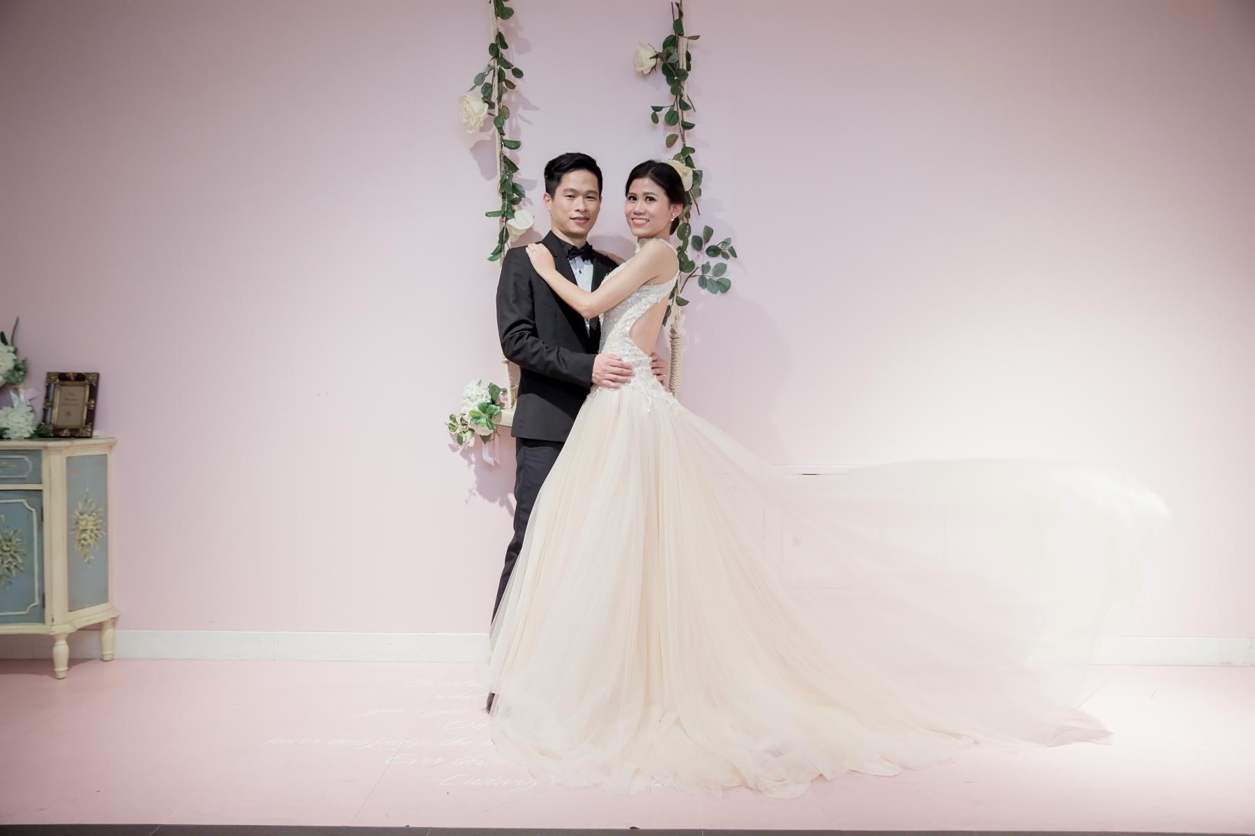 新莊頤品 婚攝 婚禮紀錄591