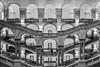 Calling Elvis - Explore # 57 (**capture the essential**) Tags: 2017 architecture architektur fotowalk häuserwohnungen innenarchitektur interior interiordesign munich münchen sonya6300 sonyfe1635mmf4zaoss sonyilce6300 staircase star treppen treppenhaus monochrome schwearz