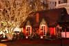Silent Night on This Side Too (Robb Wilson) Tags: glendalecalifornia theamericanaatbrand christmas2017 santashouse santasworkshop christmaslights christmasdecorations tinsoldiers redhouse