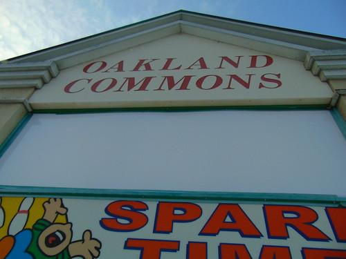 Oakland Commons (Bristol, Connecticut)