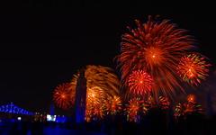 IMGP6507-A3 (tevfikyildiz) Tags: firework fireworks feuartifice havaifişek ışıkşovulightshow spectacledelumière blackbackground night bright