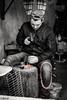 Chain (GavinZ) Tags: northafrica tunis tunisia medina travel bnw bw metalworker copper street craft