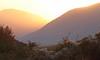 The Hills Glow (peterkelly) Tags: kyrgyzstan shabdan chonkeminvalley sunset dusk evening glow yellow mountain mountains hill hills sun light sunlight sunlit glowing rays ray