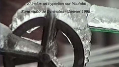 La crise du verglas vue de l'intérieur de la maison - janvier 1998 - (lacostejm) Tags: magixvidéodeluxepremium 1998 criseduverglas icestorm