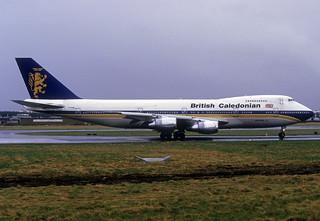 G-HUGE Boeing 747-2D3B