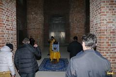 08. Установка крестов на храм святых мучениц 15.12.2014
