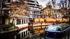 Bateau-mouche à Strasbourg (thierrybalint) Tags: bateaumouche strasbourg marché noël canal nikoniste maison colombages
