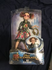 I found Dizzy in TRU! #dizzy #descendants #doll (sportygothlinz) Tags: dizzy descendants doll