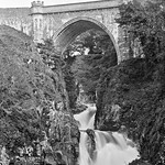 The Waterfall, Poulaphouca, Co. Wicklow thumbnail