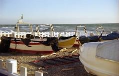 Barche (paolapaoletta) Tags: porst haponette kodakcolorplus200 selfdeveloped barche boats vallecrosia liguria italy film 35mm