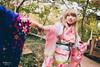 Minami Kotori (南ことり) (btsephoto) Tags: costume play コスプレ fort japanese gardens texas fashion photoshoot fuji fujifilm xt1 portrait jfashion kimono 着物 きもの minami kotori 南ことり love live ラブライブ cosplay fujinon xf 23mm f14 r lens