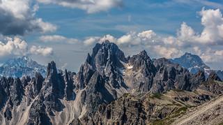 Dolomiten / Dolomiti / Dolomites: Cadini di Misurina