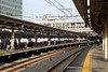 Tokyo rush hour (Maurits van den Toorn) Tags: spitsuur rushhour station gare tokyo japan nippon salarymen workers walking osaki railway
