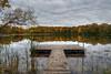 Fall Dock m3s (Greg Riekens) Tags: autumn victoria dock carver nikond500 reflection usa midwest carverparkreserve fall lake minnesota