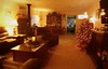 Waiting for the New Year (JLS Photography - Alaska) Tags: home holiday homestead cabin christmas happynewyear cozy house holidays jlsphotographyalaska painting art interior room fireplace