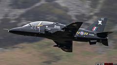 Fast Jet Training on the Hawk (steviebeats.co.uk) Tags: raf bae hawk t1 jet trainer 100squadron leeming fast training pilot air force military aviation aircraft plane fighter machloop lfa7