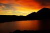 Пирин, Залез над Тевно езеро (sevdelinkata) Tags: sunset lake sky mountain pirin bulgaria
