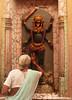 india (paologmb) Tags: worship tradition street individuals krishna picoftheday spirit pure eternity urban soul praying temple india woman power spiritual amore devote holy faith god